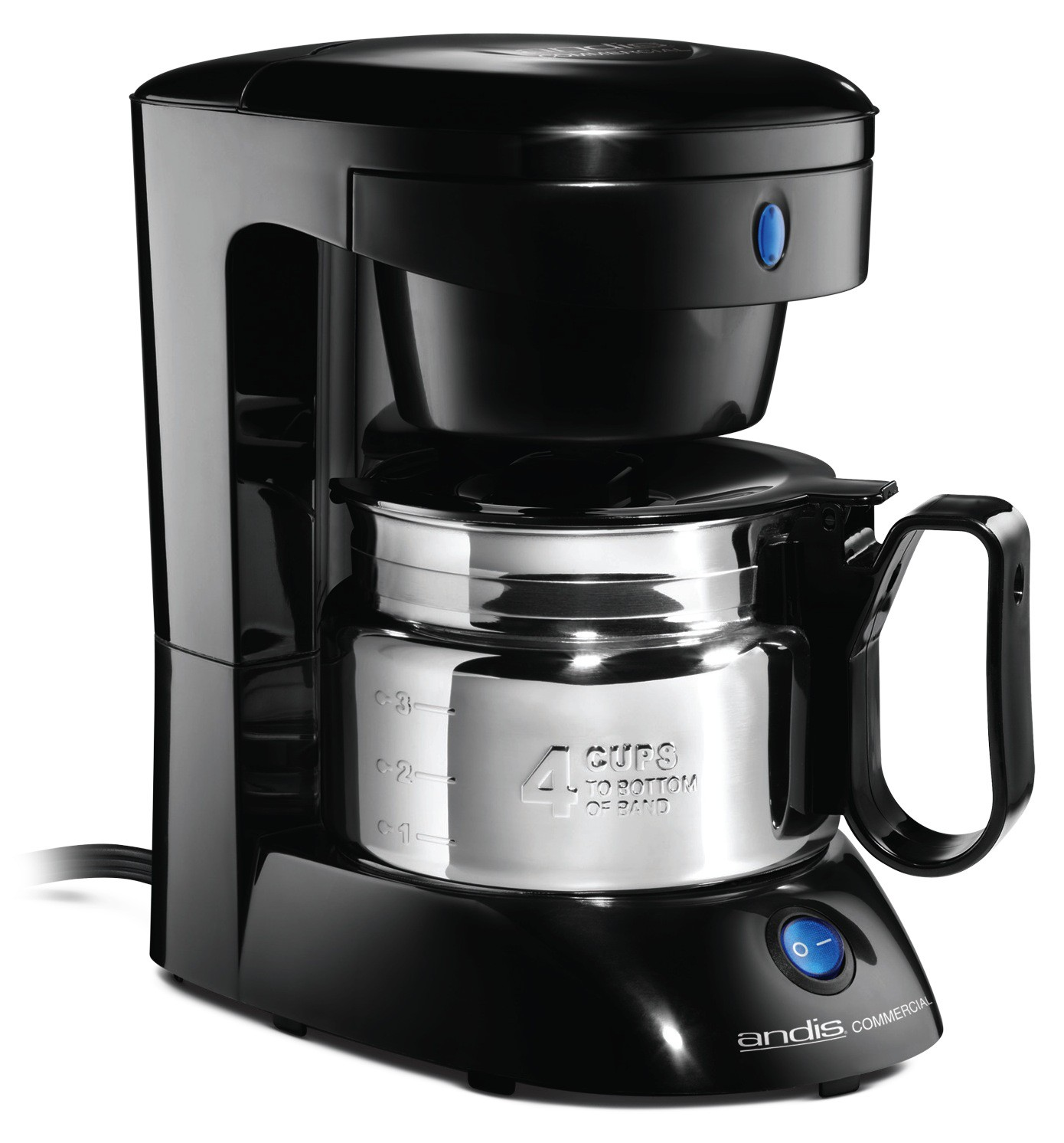 Dual Coffee Maker With Automatic Shut Off : National Sales - Winnipeg Manitoba Canada