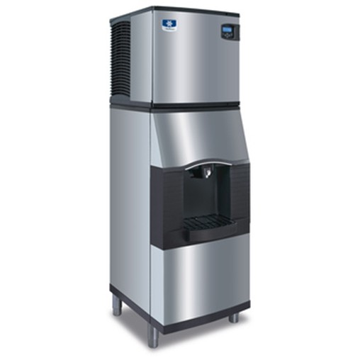 "Manitowoc Hotel Ice Machine Dispenser - C/W 22""W 120 LB Storage Dispenser"