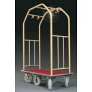 Glaro Premium 6-Wheel Bellman's Cart
