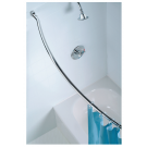 Taymor Commercial Curved Shower Rods