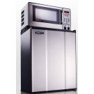 MicroFridge 2.4 Cu. Ft. Bar Fridge w/0.7 Cu. Ft. Microwave - Stainless Steel