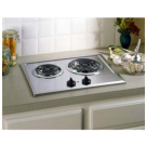 "GE 21-1/4"" Built-in Cooktop - Stainless Steel"
