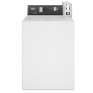 Maytag Commercial Top Load Washer w/Micro Processor & Dual Coin Drop