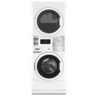 Maytag Commercial Energy Advantage Stacking Washer/Dryer w/Micro Processor & Dual Coin Drop