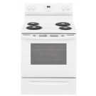 "Frigidaire 30"" Electric Range w/Coil Top - White"