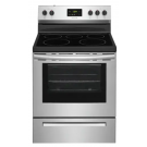"Frigidaire 30"" Electric Range w/Smoothtop - Stainless"